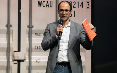 Startup Guide Switzerland shares the story of Ramzi Bouzerda, CEO of Droople